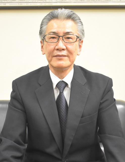 池上克浩函館海上保安部長(58)
