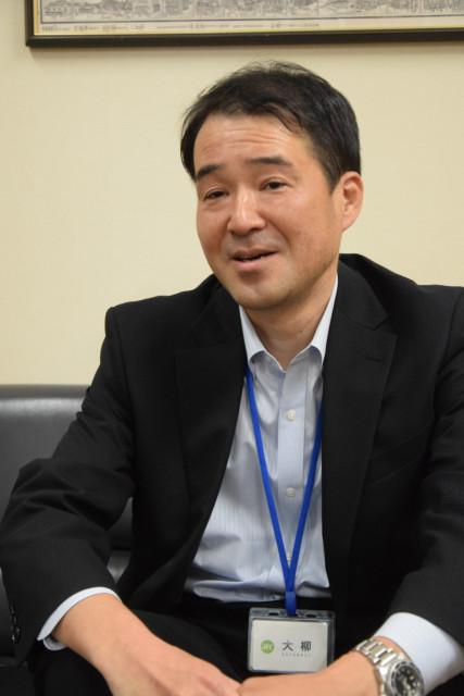 日本政策金融公庫函館支店・中小企業事業統括 大林光央氏