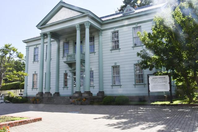 HWeRの第1弾事業として利活用される見通しとなった「旧北海道庁函館支庁庁舎」